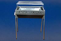 Складной мангал для барбекю на ножках GIPFEL  5703