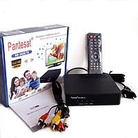 Тюнер приемник цифрового эфирного TV T2 вещания Pantesat HD-3820