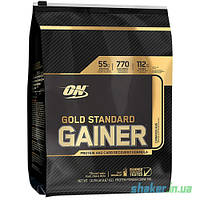 Гейнер для набора массы Optimum Nutrition Gold Standart Gainer (4,67 кг) оптимум нутришн голд стандарт vanilla ice cream