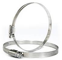 Хомут металевий Lavita LA 15-80-100