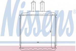 Радиатор печки Лачетти 1.6-1.8 , NisSens, 76509