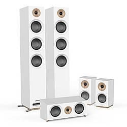 Комплект акустических систем 5.0 Jamo S 809 HCS White