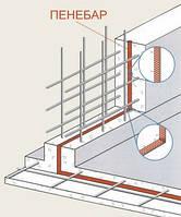 Герметизация горизонтальных и вертикальных рабочих и конструкционных швов подземных бетонных сооружениях при строительстве