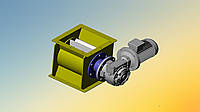 Шлюзовий живильник ( дозатор ) 276 мм
