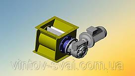 Шлюзовый питатель ( дозатор )  159 мм