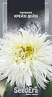 ТМ SeedEra Ромашка многолетняя крупноцветковая Крейзи Дейзи 0,1г