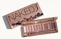 Тени для век Naked 3 Urban Decay