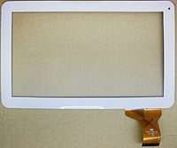 Оригинальный тачскрин / сенсор (сенсорное стекло) для Jeka JK-101 (белый цвет, самоклейка)