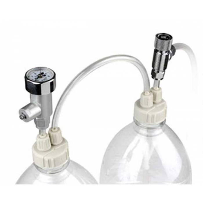 DIY CO2 Reactor Pro d-301, профессиональная система подачи СО2