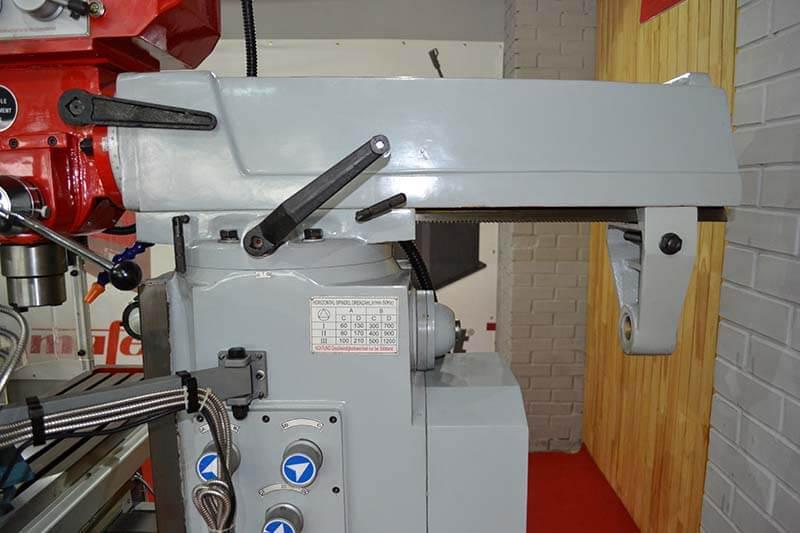 Фрезерний верстат Hozmann BF 600D, фото 3