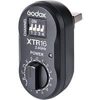 Радиосинхронизатор Godox XTR-16 (ресивер)(XTR-16)