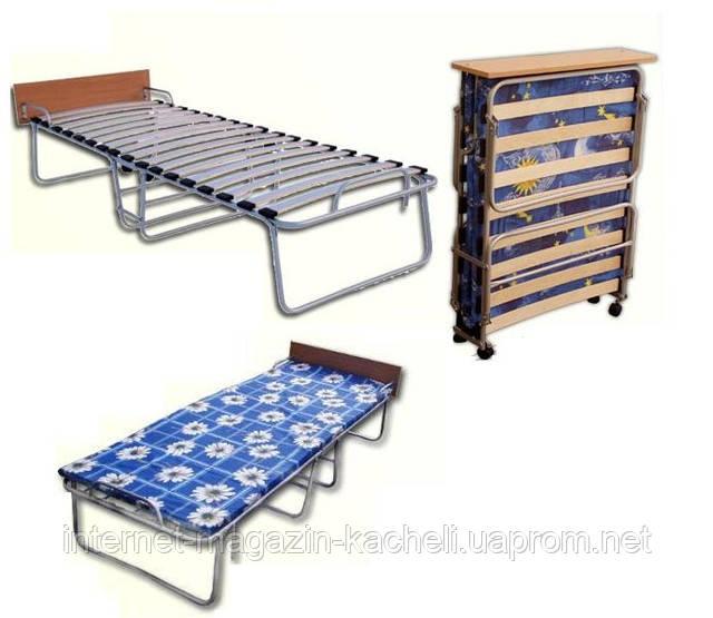 Раскладная кровать-тумба на ламелях Комфорт