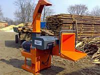 Измельчитель веток и отходов деревообработки