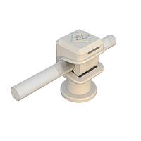 Тримач дроту Сlip М6 сірий Pl  код H01/6 актикул leolightman 301069
