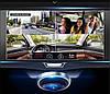 "Car DVR A66 Vehicle Black Box HD 360 зеркало с панорамной камерой и сенсорным экраном 5"""
