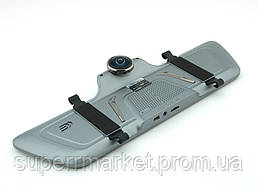 "Car DVR A66 Vehicle Black Box HD 360 зеркало с панорамной камерой и сенсорным экраном 5"", фото 2"