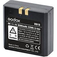 Аккумуляторная батарея Godox VB-18 Li-Ion для вспышек серии VING 850II/860II (VB-18)