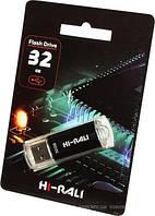 USB Flash Drive 32Gb Hi-Rali Rocket Black , фото 1