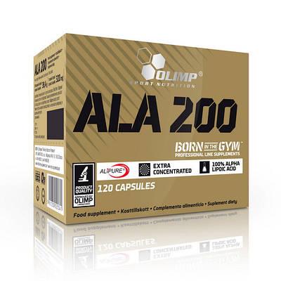 Комплекс Olimp ALA 200 (120 caps)