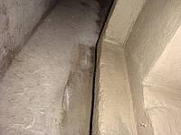 Гидроизоляция поверхностей сборных и монолитных бетонных и железобетонных конструкций, в том числе оштукатуренных цементно-песчаным раствором.