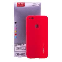 Чехол-накладка SMTT Soft Touch Samsung J600/J6/2018 красный, фото 1