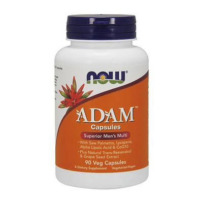 Витамины NOW Adam (90 caps)