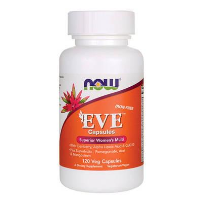 Витамины NOW EVE (120 veg caps)