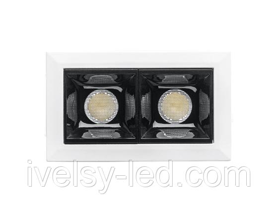 Врезной светильник EDGE BDL45/4W