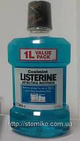Листерин, LISTERINE Coolmint, ополаскиватель ротовой полости 1л