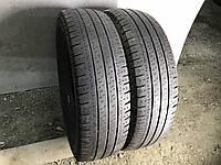 Шины бу лето 215/75R16C Michelin Agilis 2шт (3,5-4,5мм)