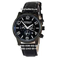 Часы Montblanc TimeWalker Automatic 44mm Black Edition. Реплика