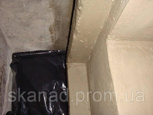 Ремонт гидроизоляции поверхностей сборных и монолитных бетонных и железобетонных конструкций, в том числе оштукатуренных цементно-песчаным раствором. -  ООО СКАНАД в Киеве