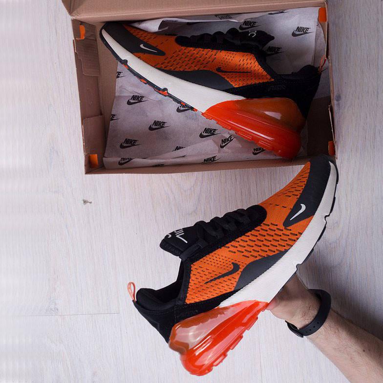 Nike Air Max 270 Orange (реплика)