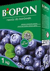Добриво для чорниці BIOPON 1 кг