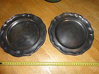 Настенная оловянная тарелка (клеймо, Германия), фото 1