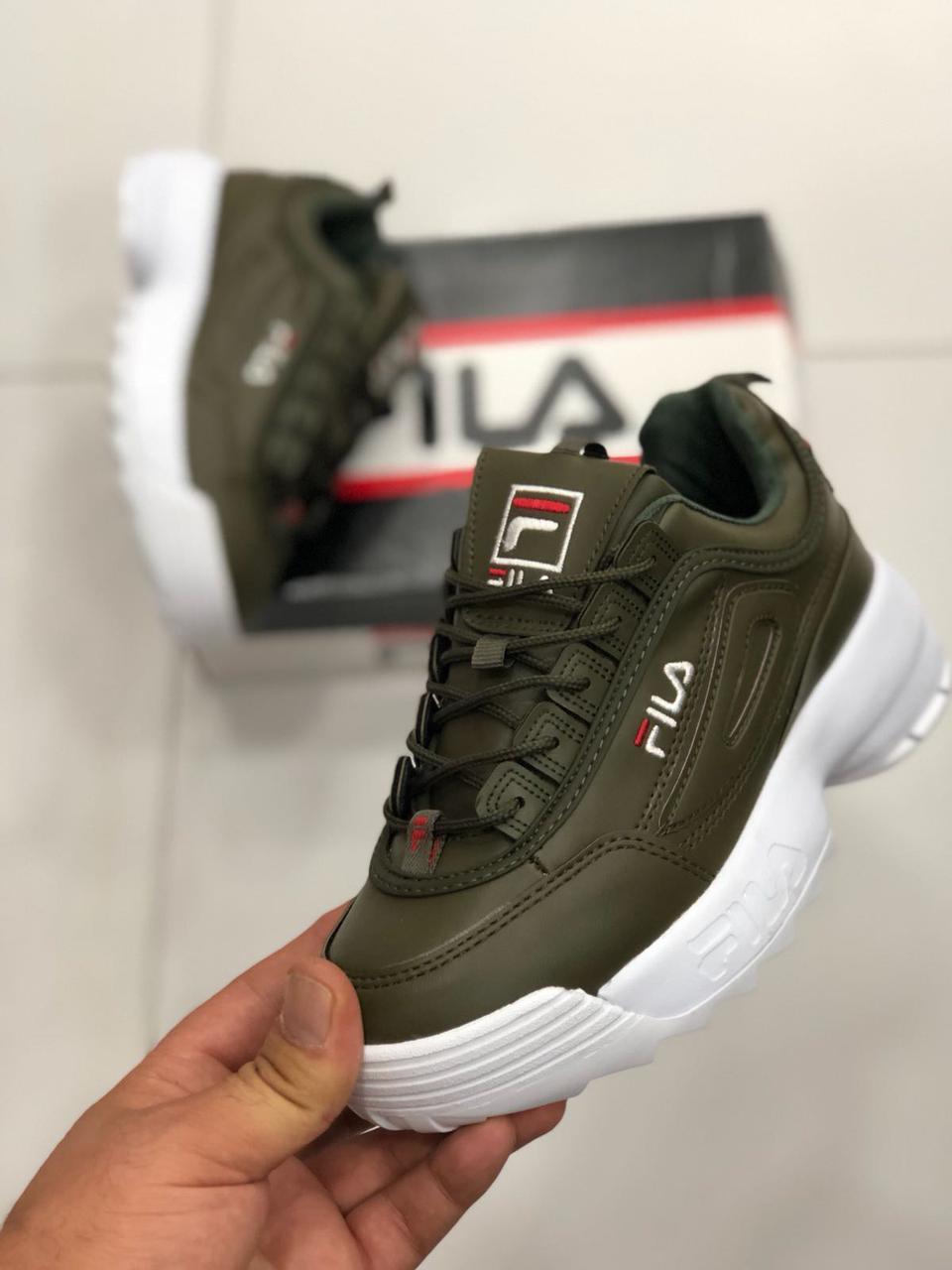 4a37d1eb Брендовые кроссовки FILA ОПТОМ разные цвета, цена 590 грн., купить в ...