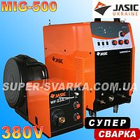JASIC MIG-500 (n308) сварочный полуавтомат