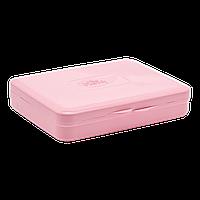 Коробка для гигиенических прокладок розовая, фото 1