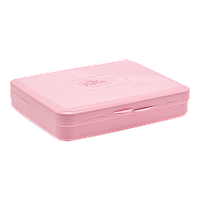 Коробка для гигиенических прокладок розовая
