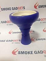 Чаша Kaya Silicone Tobacco Bowl,  Blue, синяя, фото 1