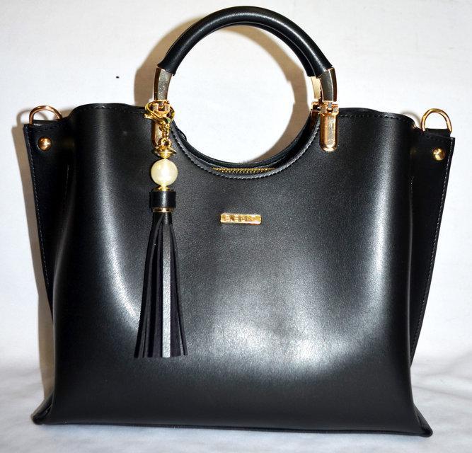 Женская сумка с кисточкой  B Elit