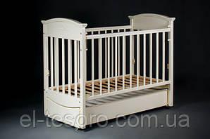 Детская кроватка «Napoleon VIP» ваниль