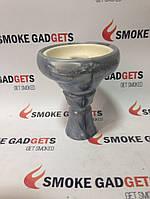 Чаша Kaya Silicone Tobacco Bowl, Silver, серебрянная, фото 1