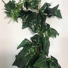 Искусственная лиана-зеленый плющ., фото 3