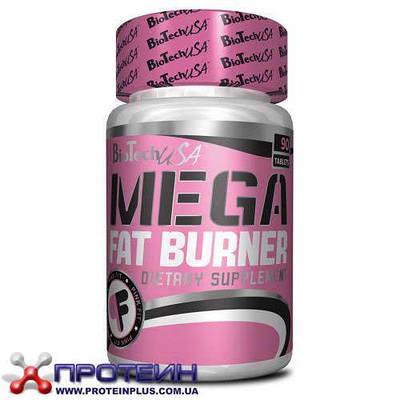 Жиросжигатель BioTech Mega Fat Burner (90 tabs)