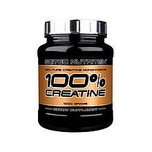 Креатин Scitec Nutrition 100% Pure Creatine Monohydrate (1 kg)