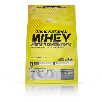 Протеин Olimp 100% Natural Whey Concentrate (700 g)