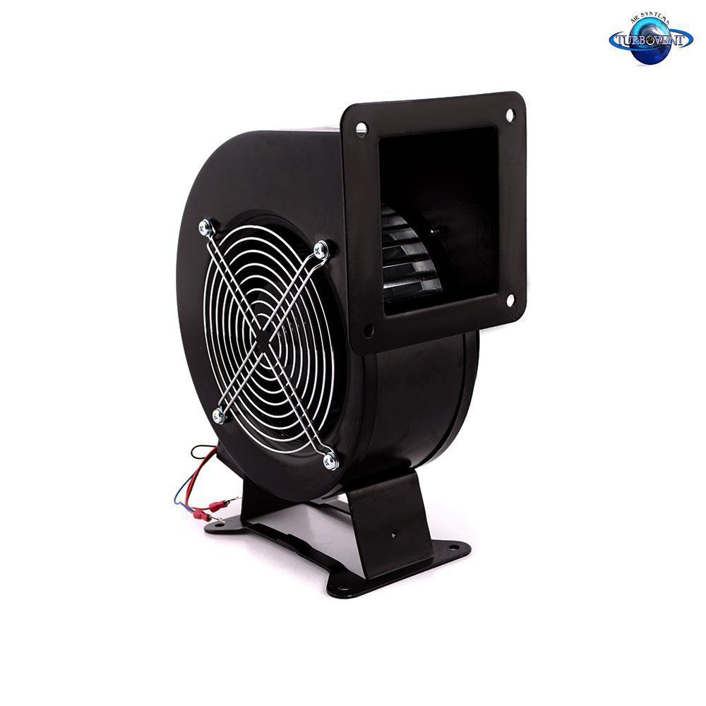Вентилятор центробежный (радиальный) малый ВРМ 140