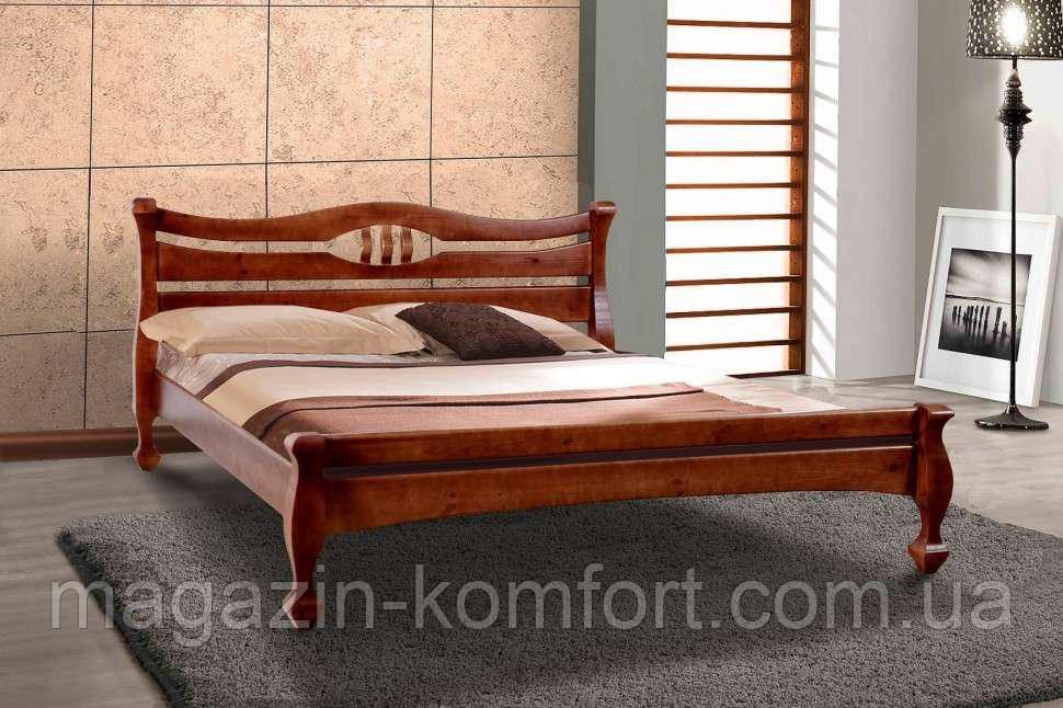 Кровать двуспальная Динара 1,6м
