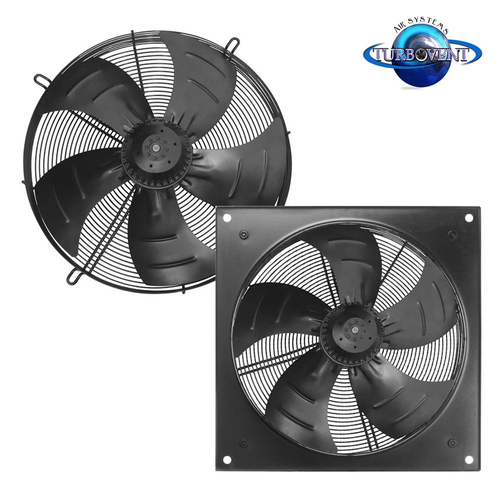 Осевой промышленный вентилятор TM VENTILIATOR Сигма 350